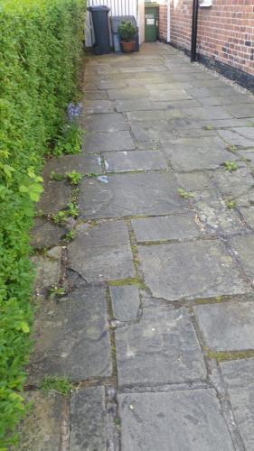 york stone driveway